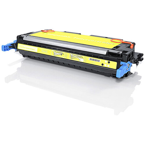 Compatible HP Q7582A 503A Yellow 6000 Page Yield Laser Toner Cartridge
