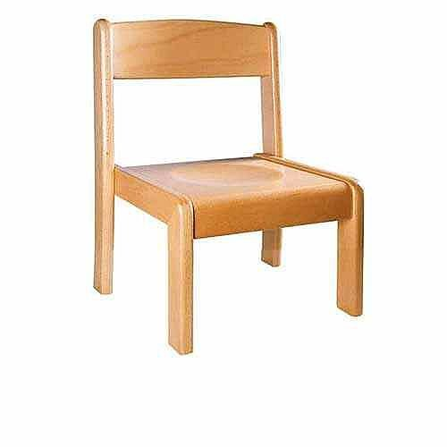 Teachers Chair  Natural 36Cm