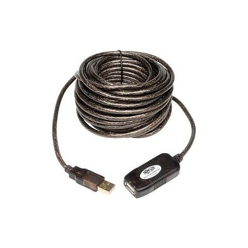 Tripp Lite U026-10M Signal Amplifier 10 m Maximum Operating Distance Network RJ-45