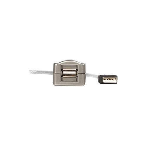 StarTech 15 ft USB 2.0 Active Extension Cable M/F 1 x Type A Male USB 1 x Type A Female USB