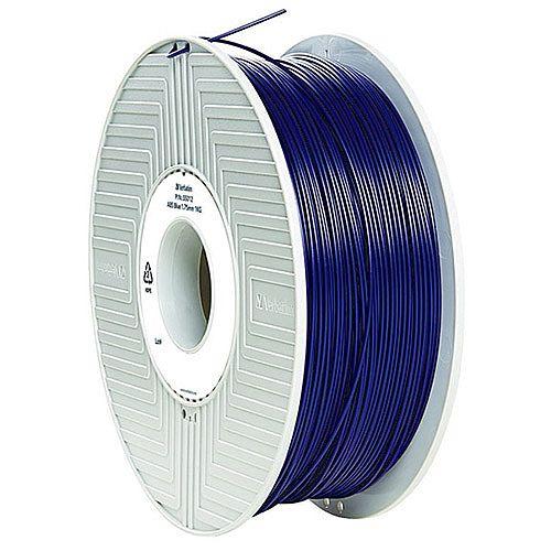 Verbatim ABS PLA Filament 1.75mm 1kg Reel Blue