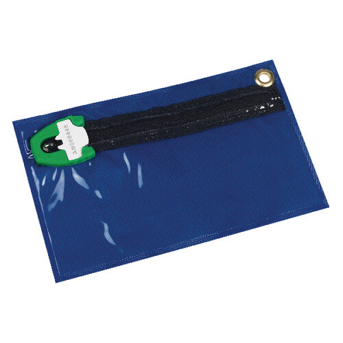 Versapak Key Wallet 230x152mm Blue ZF1 T2SEAL