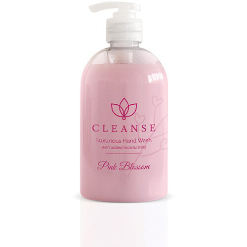 Cleanse H/Soap Pnk Blossm 485ml Pack of 12 800-288-0008