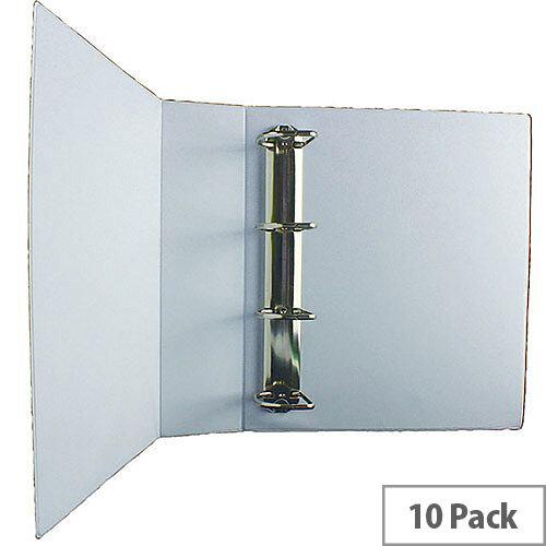 Presentation 4D-Ring Binder 65mm White WX01334