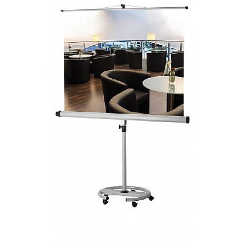 Franken Projection Screen PRO Mobile W:1500xH:1500mm Format 1:1 XFSL15
