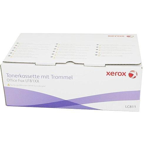 Xerox LC811 Black Fax Toner Cartridge