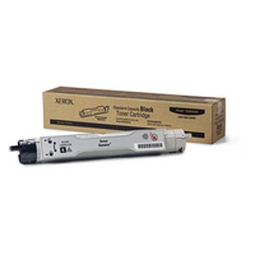 Xerox 106R01076 Black Toner Cartridge for Phaser 6300
