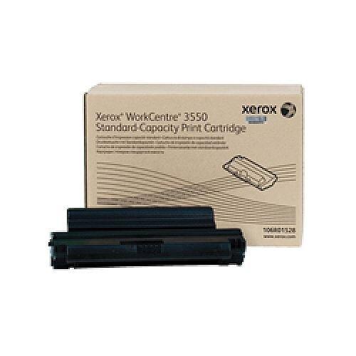 Xerox Black Toner Cartridge 106R01528