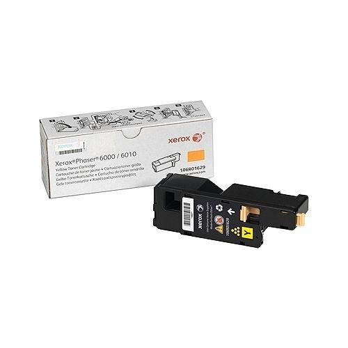 Xerox Toner Cartridge Standard Capacity Yellow 106R01629