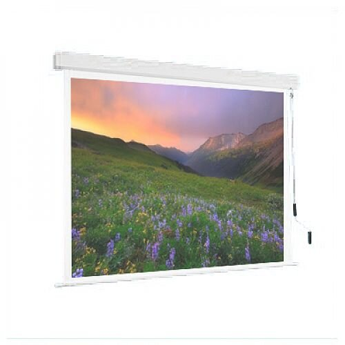 Franken PRO W2000 x H2000mm Roll-Up Projection Screen XRR20