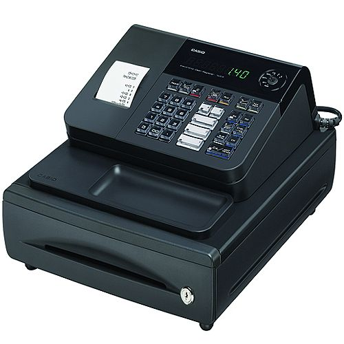 Casio Cash Register SE-G1SD-BK Black
