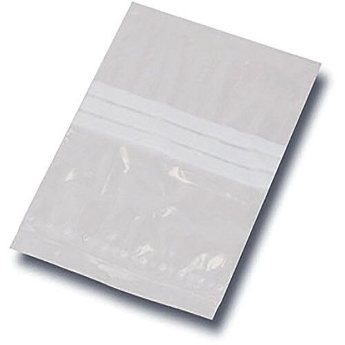 Write-on 205x280mm Minigrip Bags (1000 Pack)