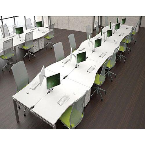Aura Call Centre Desking Range
