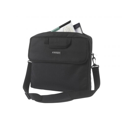 "Kensington SP10 15.6"" Classic Sleeve - Notebook carrying case - 15.6"" - black"