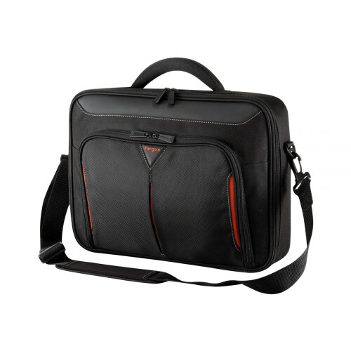 "Targus Classic+ 13 - 14.1"" / 33 - 35.8cm Clamshell Case - Notebook carrying case - Laptop Bag - 14.3"" - black"