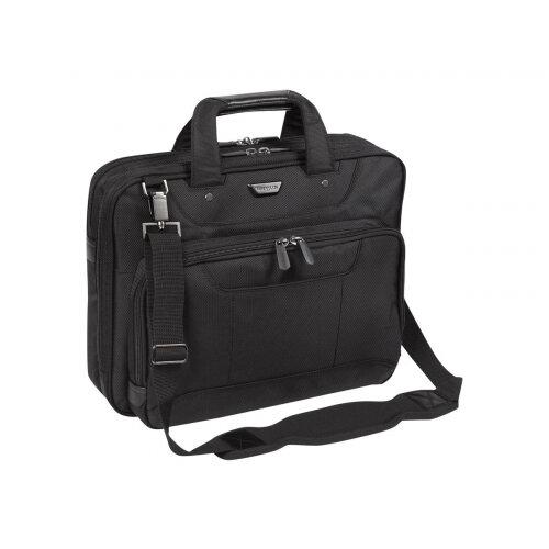 "Targus Corporate Traveler 14 inch / 35.6cm Ultralite - Notebook carrying case - Laptop Bag - 14"" - black"