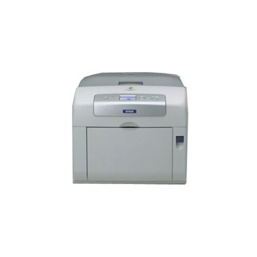 Epson AcuLaser C4200DTN - Printer - colour - Duplex - laser - A4/Legal - up to 35 ppm (mono) / up to 25 ppm (colour) - capacity: 1800 sheets - parallel, USB, LAN