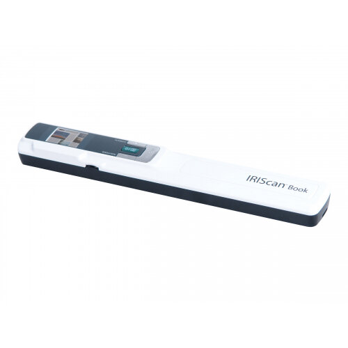 IRIS IRIScan Book 3 - Hand-held scanner - A4 - 900 dpi - USB 2.0