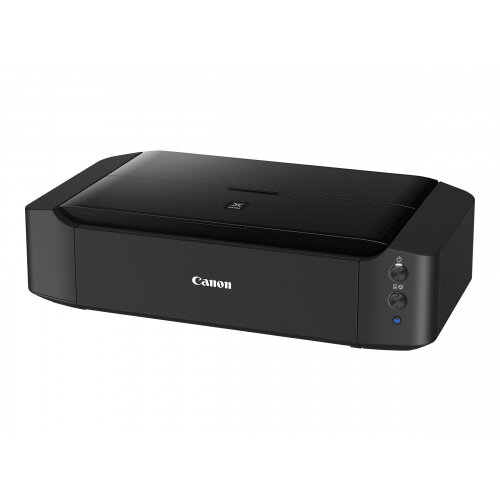 Canon PIXMA iP8750 - Printer - colour - ink-jet - Ledger, A3 Plus - up to 14.5 ipm (mono) / up to 10.4 ipm (colour) - capacity: 150 sheets - USB 2.0, Wi-Fi(n)