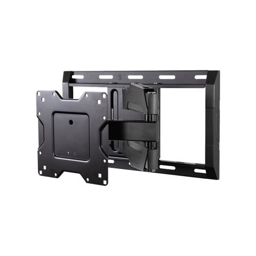 "Ergotron Neo-Flex Cantilever, UHD - Mounting kit (wall plate, monitor plate, motion arm, spider adapter, mounting hardware) for LCD / plasma panel - screen size: 37""-52"""
