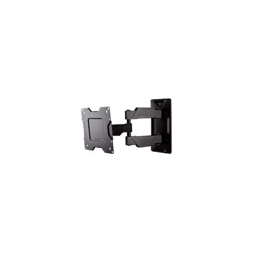 """Ergotron Neo-Flex Cantilever, VHD - Mounting kit (wall plate, cantilever arm, monitor plate, spider adapter, mounting hardware) for LCD / plasma panel (Tilt &Swivel) - aluminium - black - screen size: up to 63"""""""