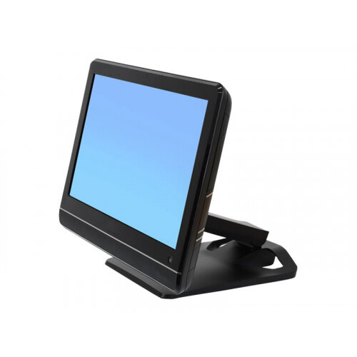Ergotron Neo-Flex Touchscreen Stand - Stand for touch screen - black - screen size: up to 27""