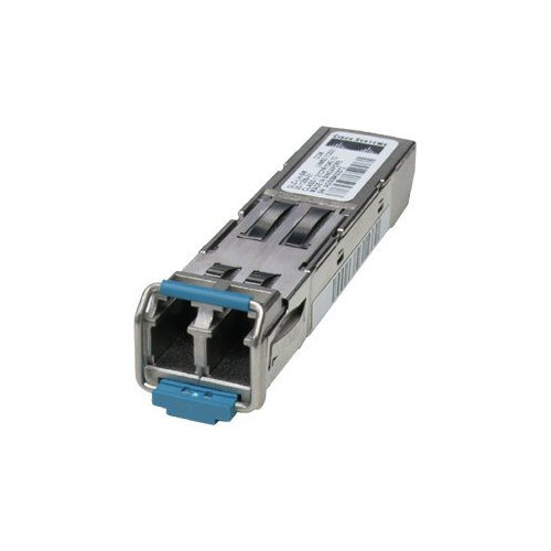 Cisco Rugged SFP - SFP (mini-GBIC) transceiver module - GigE - 1000Base-SX - LC/PC multi-mode - up to 550 m - 850 nm - for Cisco 2010, 2520, 3270; Aironet 1522; Catalyst 2960; Industrial Ethernet 30XX; MWR 2941