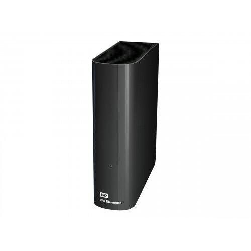 WD Elements Desktop WDBWLG0030HBK - Hard drive - 3 TB - external (desktop) - USB 3.0