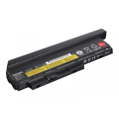 Lenovo ThinkPad Battery 44++ - Laptop battery - 1 x Lithium Ion 9-cell 94 Wh - for ThinkPad X220; X220i; X230 2306, 2320, 2324, 2325; X230i