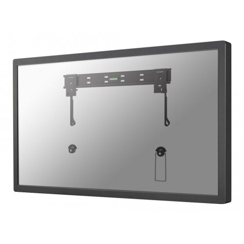 "NewStar TV/Monitor Ultrathin Wall Mount (fixed) for 23""-52"" Screen - Black - Wall mount for LCD / plasma panel - black - screen size: 23""-52"""