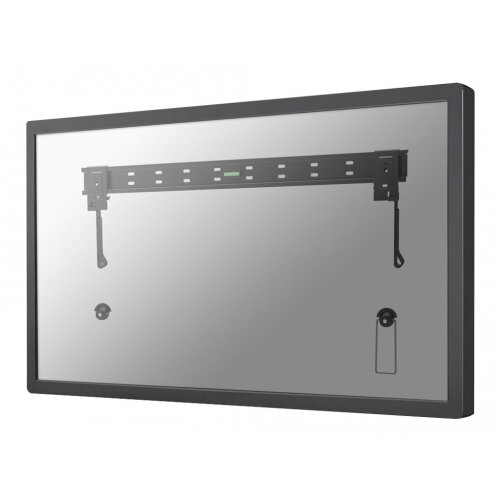 "NewStar TV/Monitor Ultrathin Wall Mount (fixed) for 37""-75"" Screen - Black - Wall mount for LCD / plasma panel - black - screen size: 37""-75"""