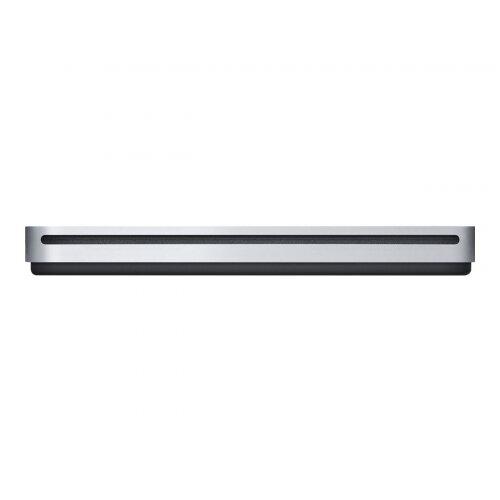Apple USB SuperDrive - Disk drive - DVD±RW (±R DL) - 8x/8x - USB 2.0 - external - for iMac; iMac Pro; Mac mini; Mac Pro; MacBook; MacBook Air; MacBook Pro with Retina display