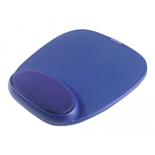 Kensington Wrist Pillow - Mouse pad with wrist pillow - blue