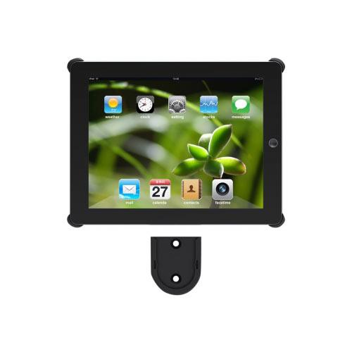 NewStar iPad2 Wall Mount - Black - Wall mount for Apple iPad - black - for Apple iPad 2