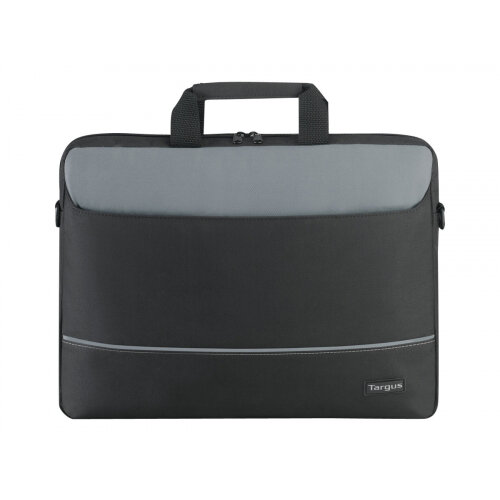 "Targus Intellect Topload - Notebook carrying case - Laptop Bag - 15.6"" - black"