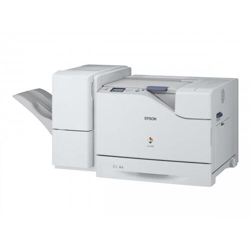 Epson WorkForce AL-C500DN - Printer - colour - Duplex - laser - A4/Legal - up to 45 ppm (mono) / up to 45 ppm (colour) - capacity: 700 sheets - USB, Gigabit LAN