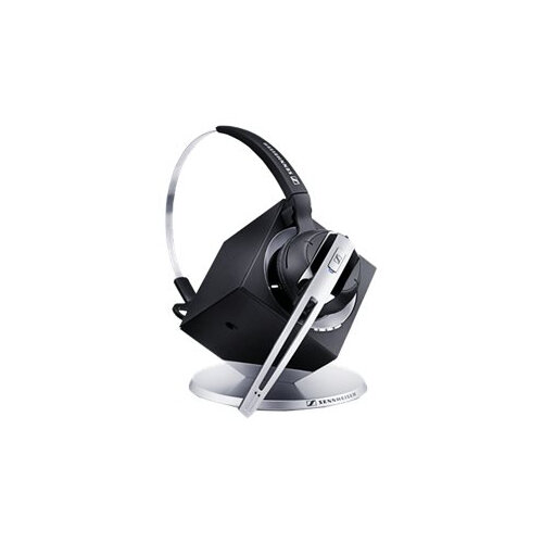 Sennheiser DW Office 10 ML - Call Center &Office - headset - convertible - DECT CAT-iq - wireless