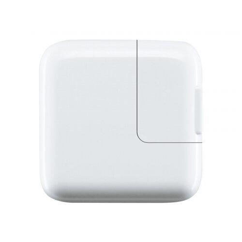 Apple 12W USB Power Adapter - Power adapter - 12 Watt (USB) - United Kingdom - for 12.9-inch iPad Pro; 9.7-inch iPad; 9.7-inch iPad Pro; iPad mini 2; 4; iPhone 6s, SE