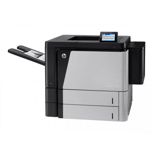 HP LaserJet Enterprise M806dn - Printer - monochrome - Duplex - laser - A3 - 1200 x 1200 dpi - up to 56 ppm - capacity: 1100 sheets - USB 2.0, Gigabit LAN, USB host