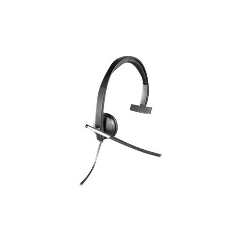 Logitech USB Headset Mono H650e - Headset - on-ear - wired