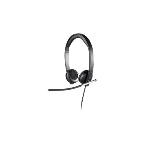 Logitech USB Headset Stereo H650e - Headset - on-ear - wired