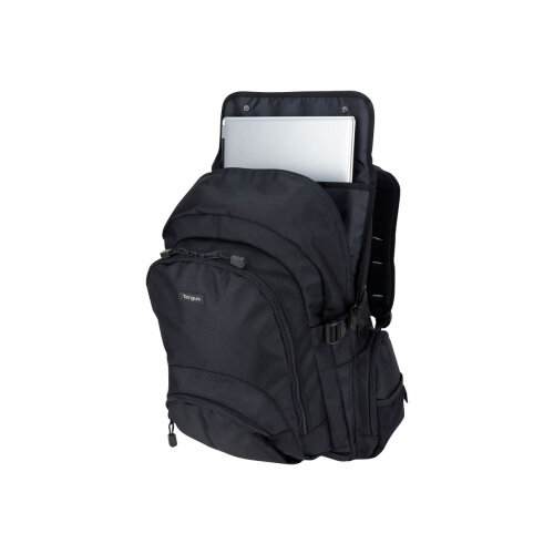 "Targus 15.4 - 16"" / 39.1 - 40.6cm Classic Backpack - Notebook carrying backpack - 16"" - black"
