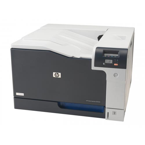 HP Color LaserJet Professional CP5225dn - Printer - colour - Duplex - laser - A3 - 600 dpi - up to 20 ppm (mono) / up to 20 ppm (colour) - capacity: 350 sheets - USB, LAN