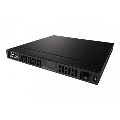 Cisco ISR 4331 - Router - GigE - WAN ports: 3 - rack-mountable