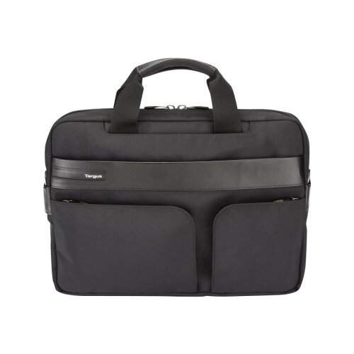 "Targus 13.3"" / 33.8cm Lomax Ultrabook Topload Case - Notebook carrying case - Laptop Bag - 13.3"" - black"