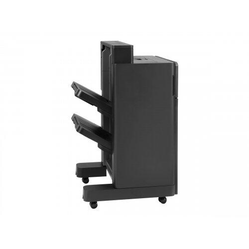 HP - Sheet stacker/stapler - for Color LaserJet Managed Flow MFP M880; LaserJet Enterprise Flow MFP M880