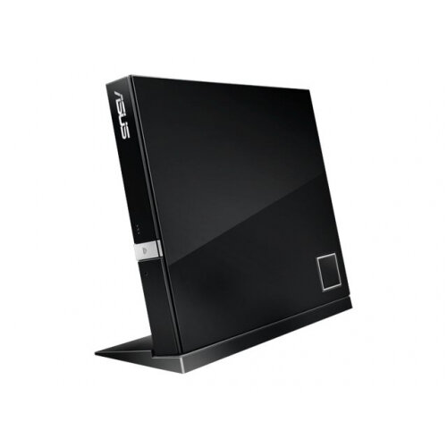 ASUS SBW-06D2X-U - Disk drive - BDXL - 6x2x6x - USB 2.0 - external - black