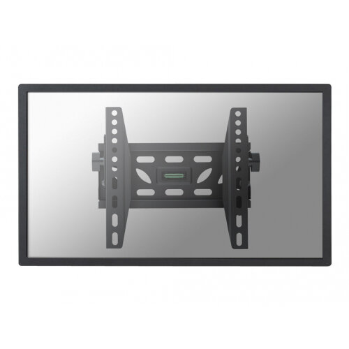 "NewStar TV/Monitor Wall Mount (tiltable) for 22""-40"" Screen - Black - Wall mount for LCD TV - black - screen size: 22""-40"""