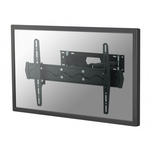 "NewStar TV/Monitor Wall Mount (Full Motion) for 32""-75"" Screen - Black - Adjustable arm for LCD TV - black - screen size: 32""-75"" - wall-mountable"