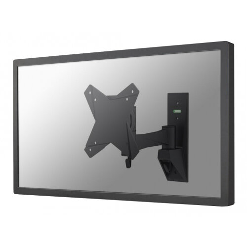 """NewStar TV/Monitor Wall Mount (2 pivots &tiltable) for 10""""-30"""" Screen - Black - Wall mount for LCD display - black - screen size: 10""""-30"""""""